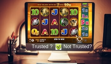 are online casino rigged