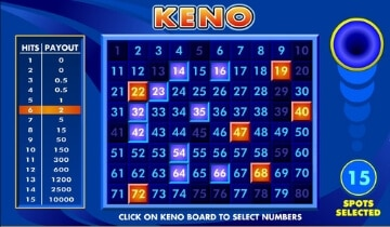 Keno Strategy Guide 2020 Best Keno Winning Strategies