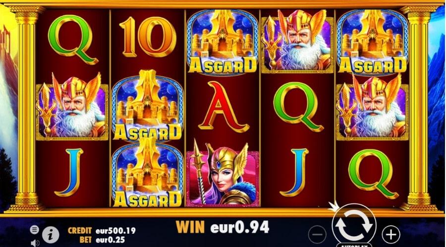 Zet Casino Asgard