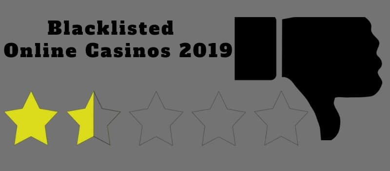 online blacklisted casino