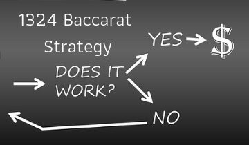 1324 Baccarat Strategy
