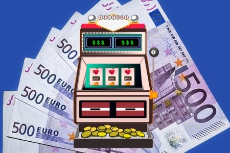 play at casino with 500 euro