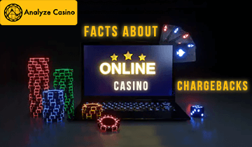 Fact about online casino chargebacks