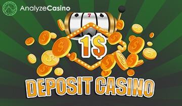 1 deposit casino