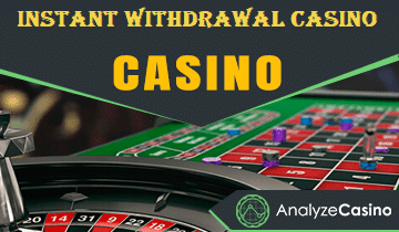 Instant Withdrawal Casino Fast Payout Casinos List 2020