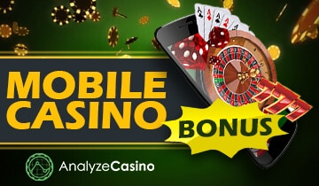 mobile casino bonus