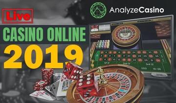 Live Casino Online 2019