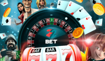 22Bet Welcome Front