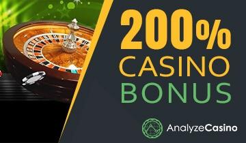 best casino match bonus