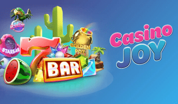 CasinoJoy Front