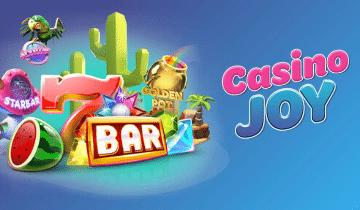 CasinoJoy Front
