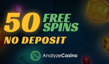 50 Free Spins No Deposit Bonuses Choose The Smart Options