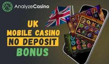 Online casino no deposit free welcome bonus