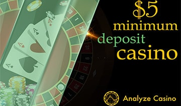 5 Minimum Deposit Casino Be Smart Play With A 5 Budget