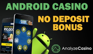Android Casino No Deposit Bonus