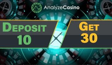 Deposit 10 Get 50 Slots