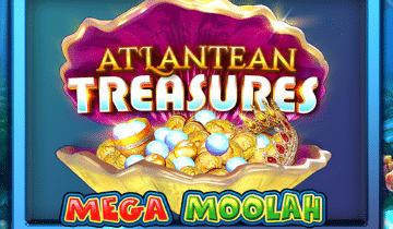 Mega Moolah Atlantean Treasures