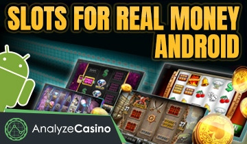 Slots for real money android
