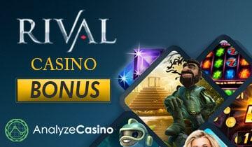 Rival casino bonus