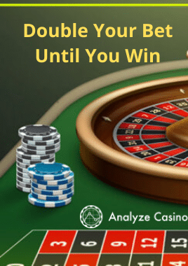 Double Your Bet Until You Win - temp