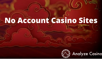 No Account Casino Sites - temp