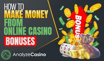 Make money online casino bonus бесплатные игровые аппараты книги