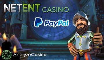netent casino paypal