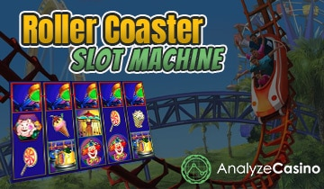 Roller Coaster Slot Machine
