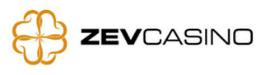 Zev Casino logo small