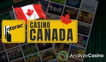 Interac Casino Canada