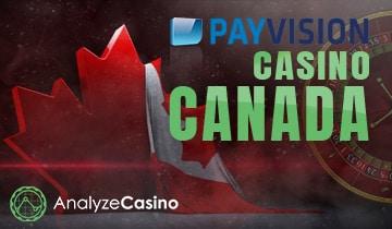 PayVision Casino Canada