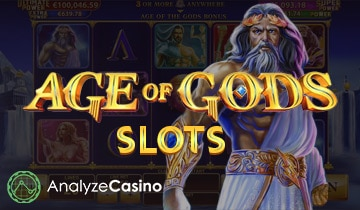 Age of Gods Slots