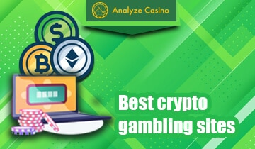 Crypto gambling sites