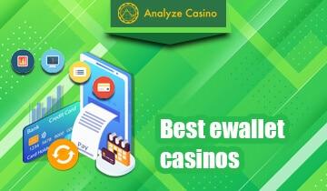 Ewallet casino